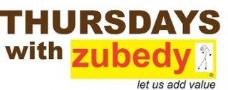 Thursdays with zubedy